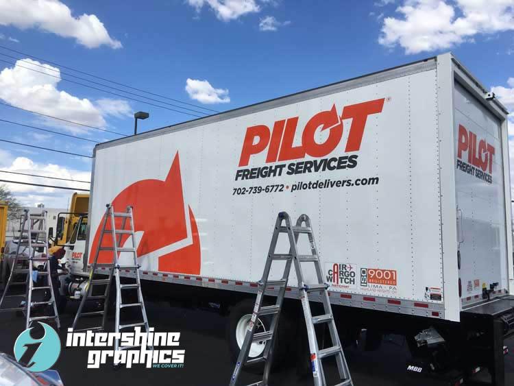 Gallery Fleets Las Vegas Vehicle Wrap