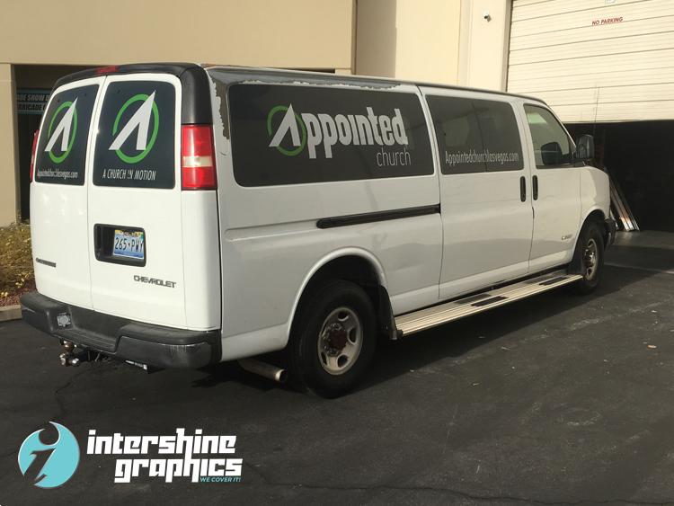 Gallery Vans Amp Suvs Las Vegas Vehicle Wrap